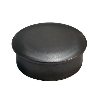 Copritesta in ferro grezzo imbutito